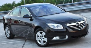 Opel Insignia, berlina, 2.0, diesel, 2010, 130 cp, euro 5, leasing auto second hand
