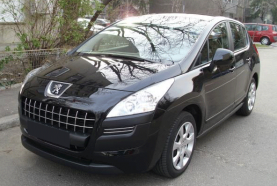 Peugeot 3008, SUV, 1.6, diesel, 2012, 110 cp, euro 5, leasing auto second hand