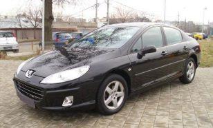 Peugeot 407, sedan, 1.6, diesel, 2008, 110 cp, euro 4, leasing auto second hand