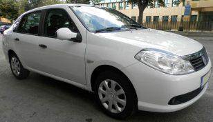 Renault Clio, sedan, 1.5, diesel, 2010, 65 cp, euro 4, leasing auto second hand