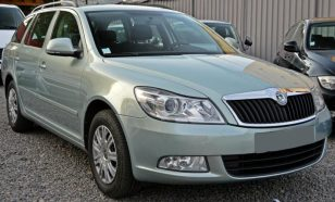 Skoda Octavia, break, 1.6, diesel, 2011, 105 cp, euro 5, leasing auto second hand