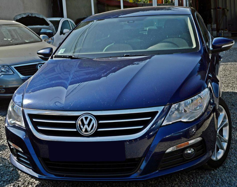 vw passat cc dsg highline sedan 2 0 diesel 2011 140 cp euro 5 leasing auto second hand. Black Bedroom Furniture Sets. Home Design Ideas