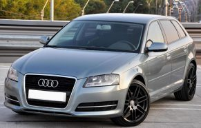 Audi A3, hatchback, 2.0, diesel, 2011, 143 cp, euro 5, leasing auto second hand