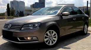 VW Passat, berlina, 1.6, diesel, 2011, 105 cp, euro 5, leasing auto second hand