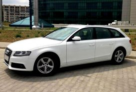 Audi A4, break, 2.0 diesel, 2010, 140 cp, euro 5, leasing auto second hand