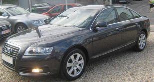 Audi A6, berlina, 2.7, diesel, 2010, 190 cp, euro 5, leasing auto second hand