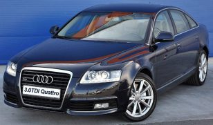 Audi A6 QUATTRO, berlina, 3.0, diesel, 2010, 240 cp, euro 5, leasing auto second hand