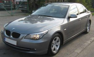 BMW 520, berlina, 2.0, diesel, 2009, 170 cp, euro 5, leasing auto second hand