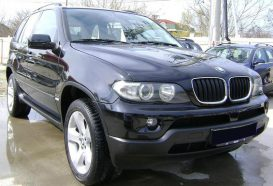 BMW X5, SUV 4×4, 3.0 diesel, 2007, 218 cp, euro 4, leasing auto second hand