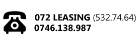 Contact Leasing Auto Rulate