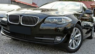 BMW 525, berlina, 3.0, diesel, 2011, 204 cp, euro 5, leasing auto second hand