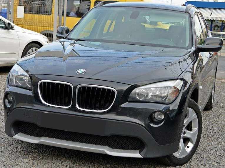bmw x1 suv 2 0 diesel 2010 143 cp euro 5 leasing. Black Bedroom Furniture Sets. Home Design Ideas