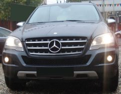 Mercedes-Benz ML 300 4Matic, SUV, 3.0, diesel, 2010, 204 cp, euro 5, leasing auto second hand