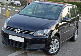 VW Touran, monovolum, 1.6, diesel, 2011, 105 cp, euro 5, leasing auto second hand