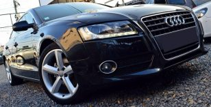 Audi A5, berlina, 2.0 diesel, 2010, 143 cp, euro 5, leasing auto second hand