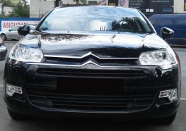 Citroen C5, berlina, 1.6 diesel, 2012, 110 cp, euro 5, leasing auto second hand