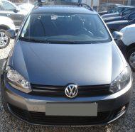 VW GOLF VI, break, 1.6 diesel, 2011, 105 cp, euro 5, leasing auto second hand