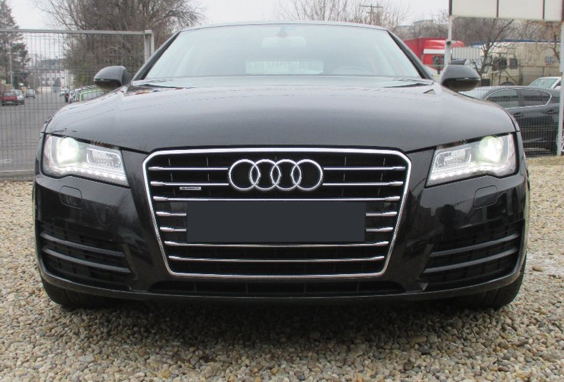 Audi a7 berlina 3 0 diesel 2011 306 cp euro 5 for Second hand motors in garland tx