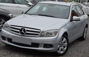 Mercedes-Benz C200, berlina, 2.2, diesel, 2010, 136 cp, euro 5, leasing auto second hand