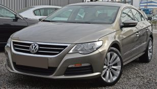 VW Passat CC, berlina, 2.0 diesel, 2010, 140 cp, euro 5, leasing auto second hand