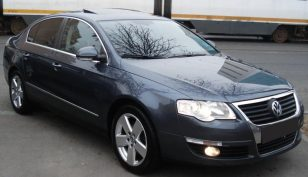 VW Passat, berlina, 1.6 diesel, 2010, 105 cp, euro 5, leasing auto second hand