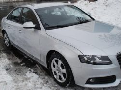 Audi A4, berlina, 2.0 diesel, 2011, 136 cp, euro 5, leasing auto second hand