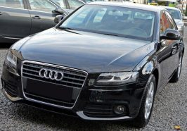 AUDI A4, berlina, 2.0 diesel, 2010, 143 cp, euro 5, leasing auto second hand