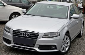 AUDI A4, berlina, 2.0 diesel, 2010, 136 cp, euro 5, leasing auto second hand