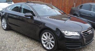 Audi A7, berlina, 3.0 diesel, 2011, 245 cp, euro 5, leasing auto second hand