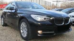 BMW 5GT, hatchback, 3.0 diesel, 2010, 245 cp, euro 5, leasing auto second hand