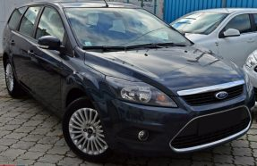 FORD Focus, break, 1.6 diesel, 2011, 110 cp, euro 4, leasing auto second hand