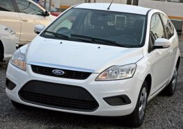 FORD Focus, hatchback, 1.6 diesel, 2008, 90 cp, euro 5, leasing auto second hand