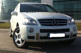 Mercedes-Benz ML320, SUV, 3.0 diesel, 2007, 224 cp, euro 4, leasing auto second hand