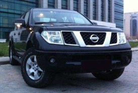 NISSAN Navara, autoutilitara, 2.5 diesel, 2009, 170 cp, euro 4, leasing auto second hand