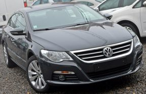 VW Passat CC, coupe, 2.0 diesel, 2011, 140 cp, euro 5, leasing auto second hand