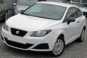 SEAT Ibiza, coupe, 1.2 diesel, 2011, 75 cp, euro 5, leasing auto second hand