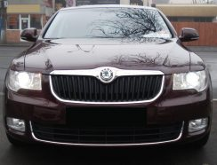 SKODA Superb, berlina, 1.8 benzina, 2009, 160 cp, euro 5, leasing auto second hand