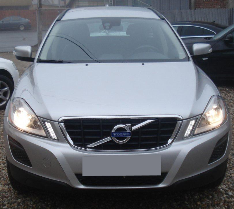 volvo xc60 suv 2 4 diesel 2011 163 cp euro 5 leasing auto second hand autoturisme. Black Bedroom Furniture Sets. Home Design Ideas