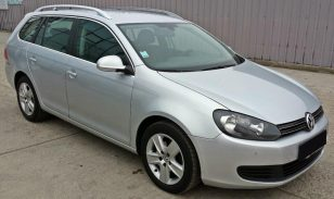 VW Golf 6, break, 1.6 diesel, 2010, 105 cp, euro 5, leasing auto second hand