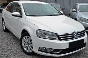 VW Passat DSG Bluemotion, berlina, 2.0 diesel, 2012, 140 cp, euro 5, leasing auto second hand