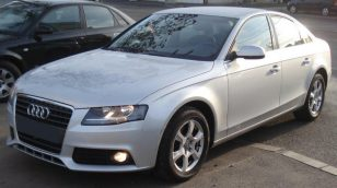 AUDI A4, berlina, 2.0 diesel, 2012, 136 cp, euro 5, leasing auto second hand