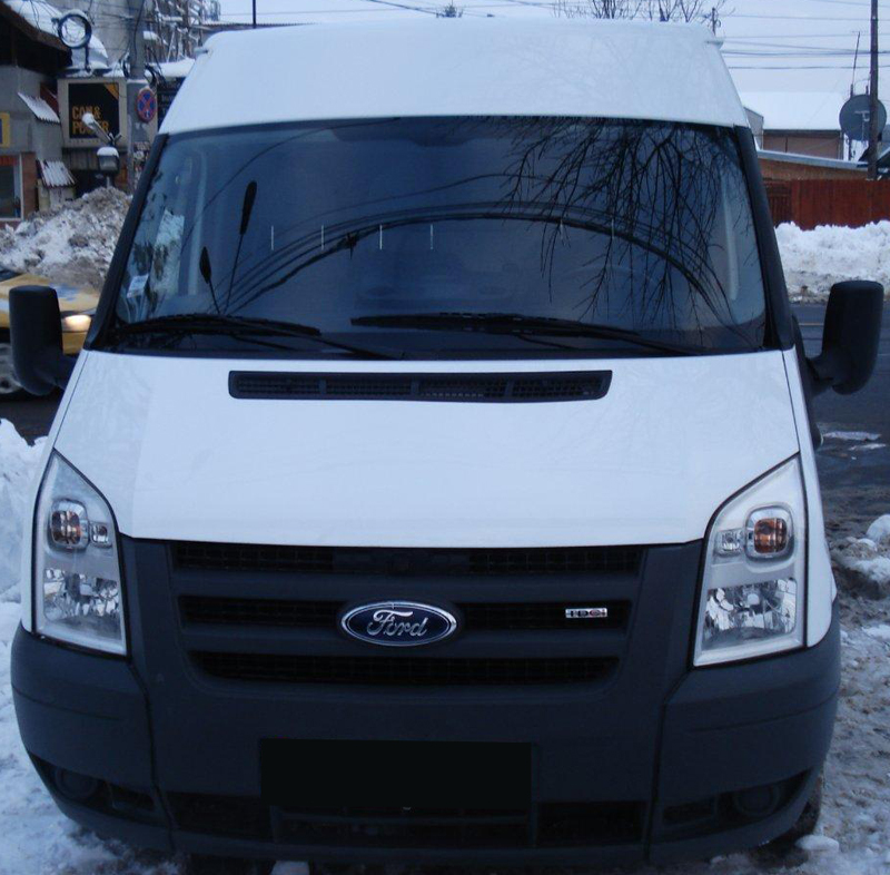 FORD Transit, furgon, 2.2 diesel, 2009, 90 cp, euro 4, leasing auto