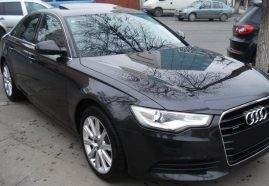 AUDI A6 QUATTRO S-TRONIC, berlina, 3.0 diesel, 2012, 204 cp, euro 5, leasing auto second hand