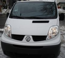RENAULT Trafic, furgon, 2.0 diesel, 2011, 115 cp, euro 4, leasing auto second hand