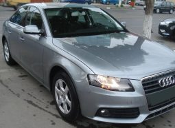 AUDI A4, berlina, 2.0 diesel, 2012, 143 cp, euro 5, leasing auto second hand
