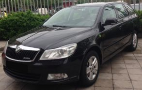 Skoda Octavia, break, 1.6, diesel, 2012, 105 cp, euro 5, leasing auto second hand