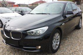 BMW 5GT, hatchback, 3.0, diesel, 2010, 245 cp, euro 5, leasing auto second hand