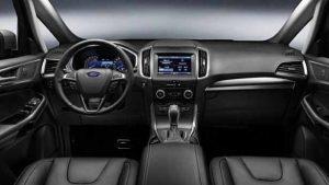 lansare noul ford s max leasing auto second hand fata interior