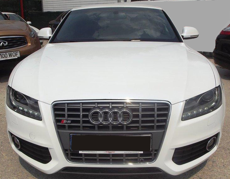 audi a5 coupe 3 0 diesel 2009 240 cp euro 4 leasing. Black Bedroom Furniture Sets. Home Design Ideas
