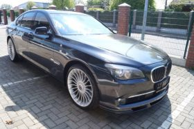 BMW Alpina B7 Bi-Turbo Individual, berlina, 4.4 benzina, 2010, 507 cp, euro 5, leasing auto second hand